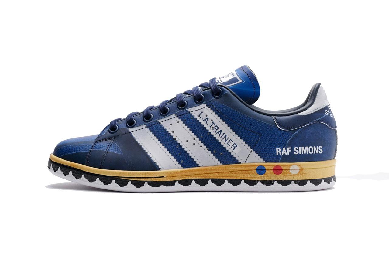 Raf Simons \u0026 Adidas Unveil кроссовки