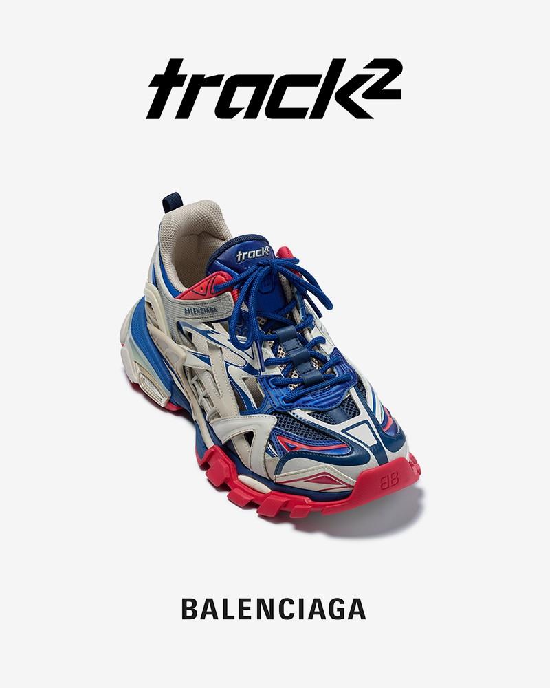 Кроссовки Balenciaga Track 2