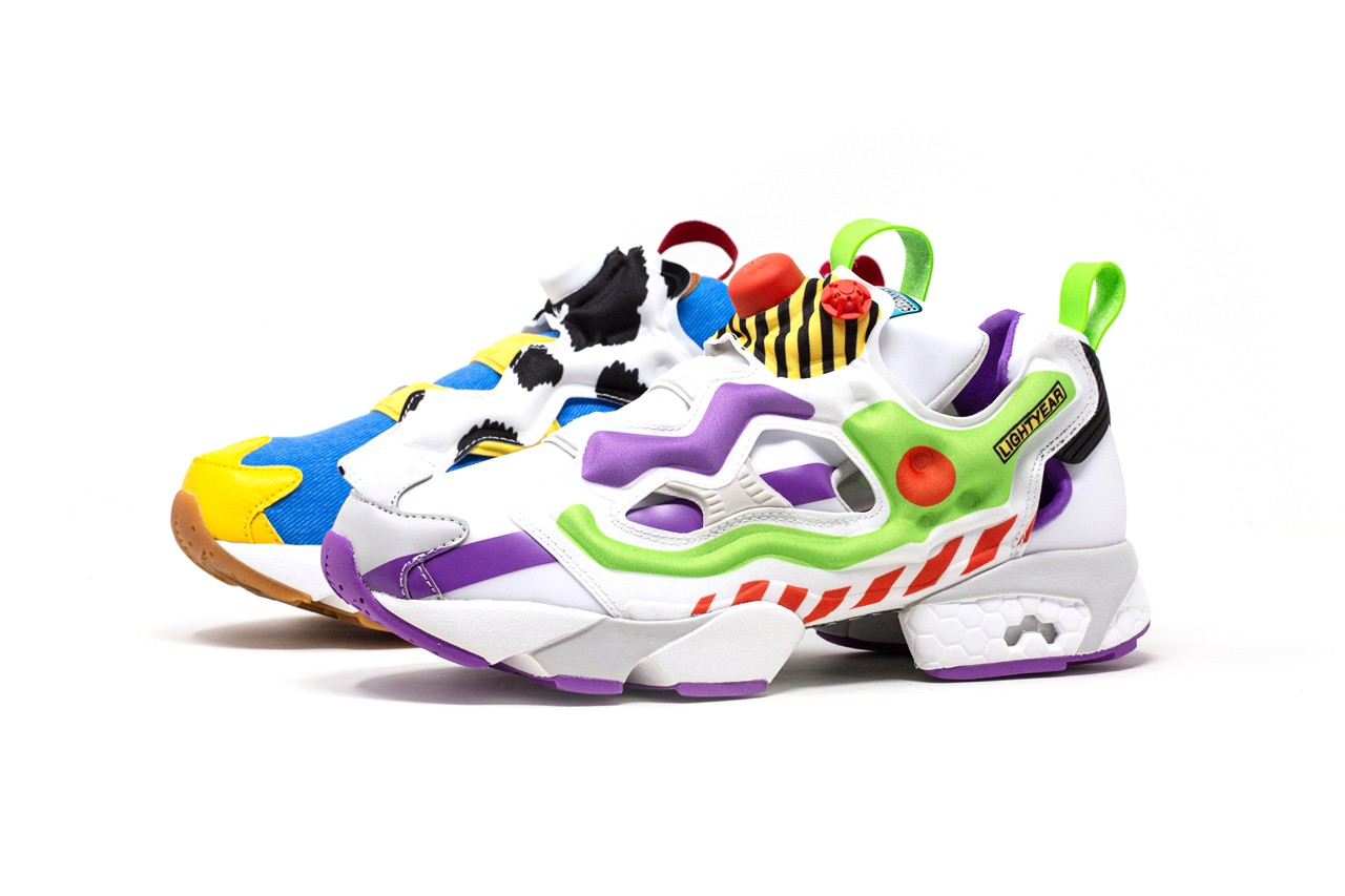 "The BAIT x Disney Pixar x Reebok Instapump Fury ""Toy Story"""
