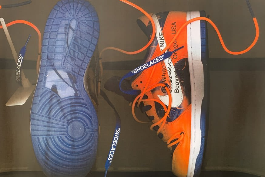 Nike Dunk Low * Futura