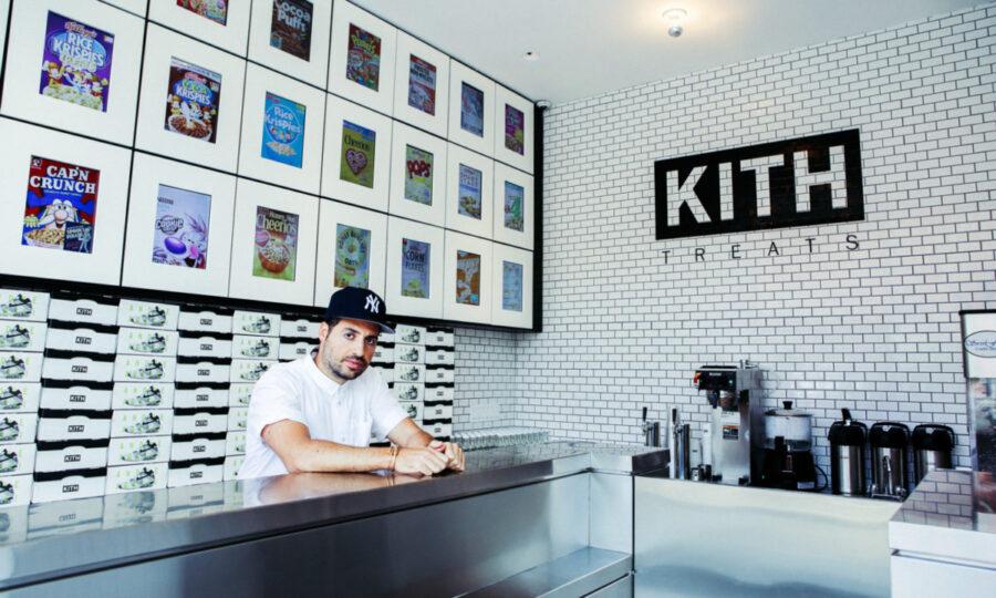 Ронни Файг и его магазин Kith