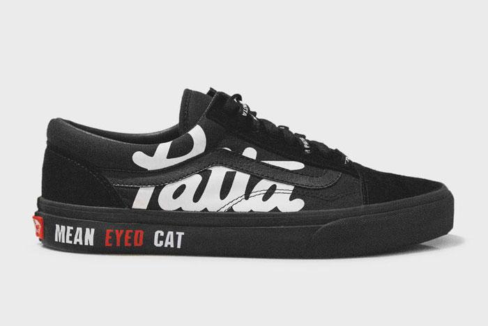 Patta x Beams x Vans Old Skool 'Mean Eyed Cat' (2015)
