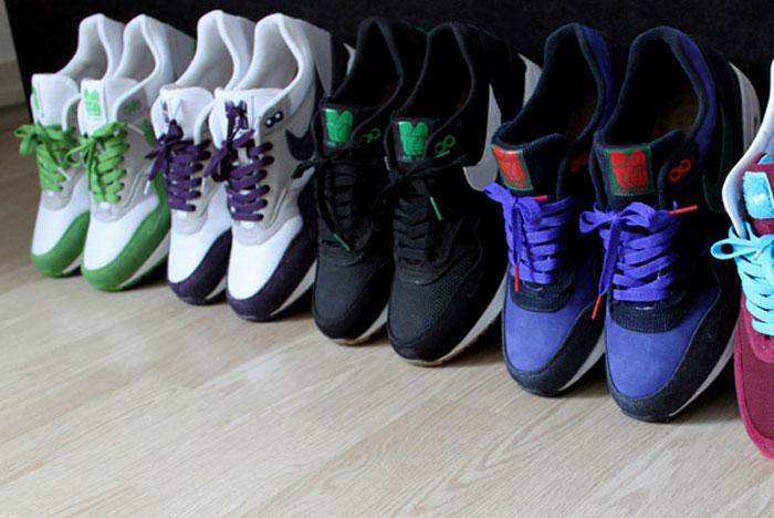 Patta x Nike Air Max 1 '5th' Anniversary (2009)
