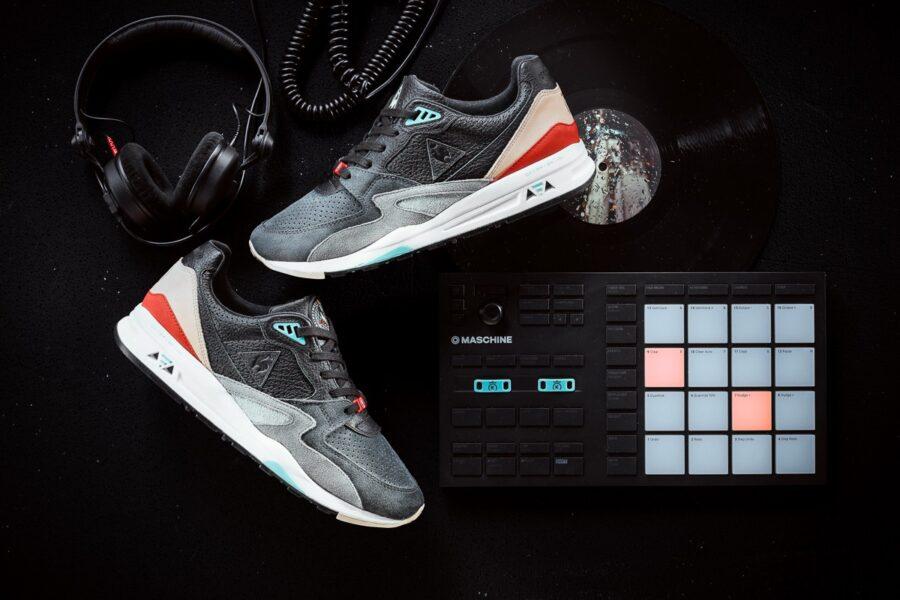 Le Coq Sportif & Afew & 24 Kilates & DJ Rafik - Made in France R800