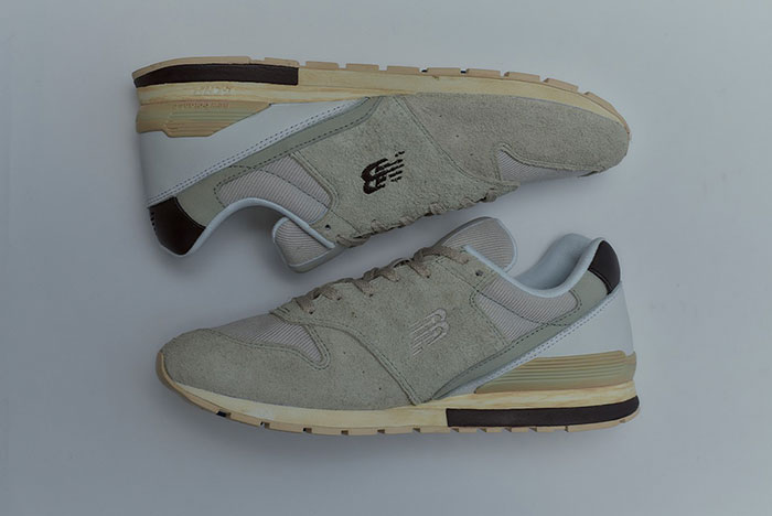 nonnative x New Balance 996