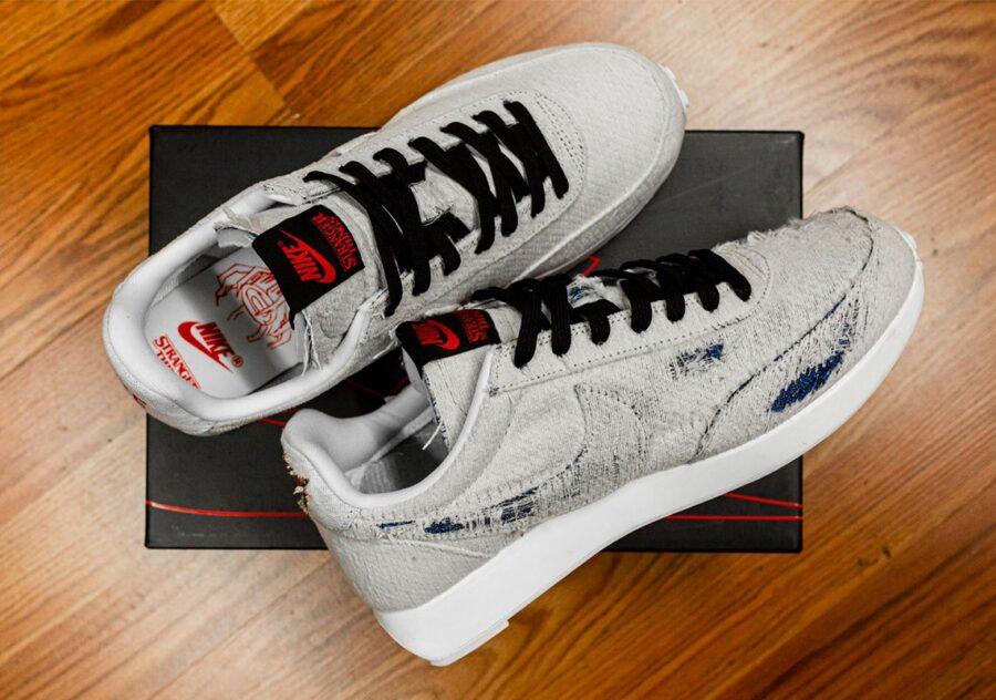 """Релиз BAIT & Nike Tailwind - в честь выхода нового сезона """"Очень странные дела"""""""