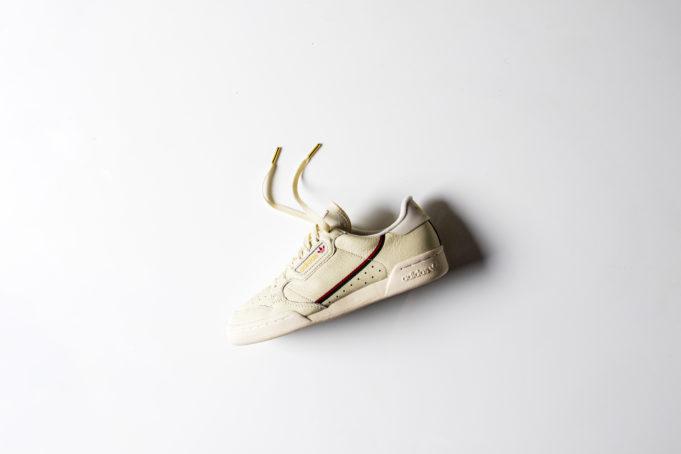 Вдохновленная люксом, модель от Shoe Palace и adidas - Continental 80 LX