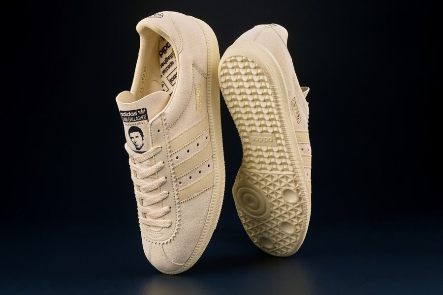 Лиам Галлахер и Adidas Spezial представили минималистичные Padiham LG SPZL