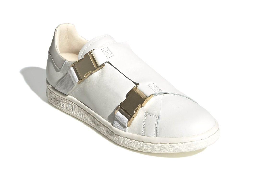 Минималистичные Adidas Stan Smith Buckle