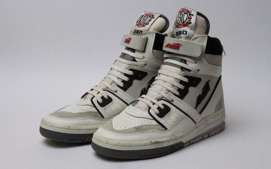 25 ретро - кроссовок из 80х годов