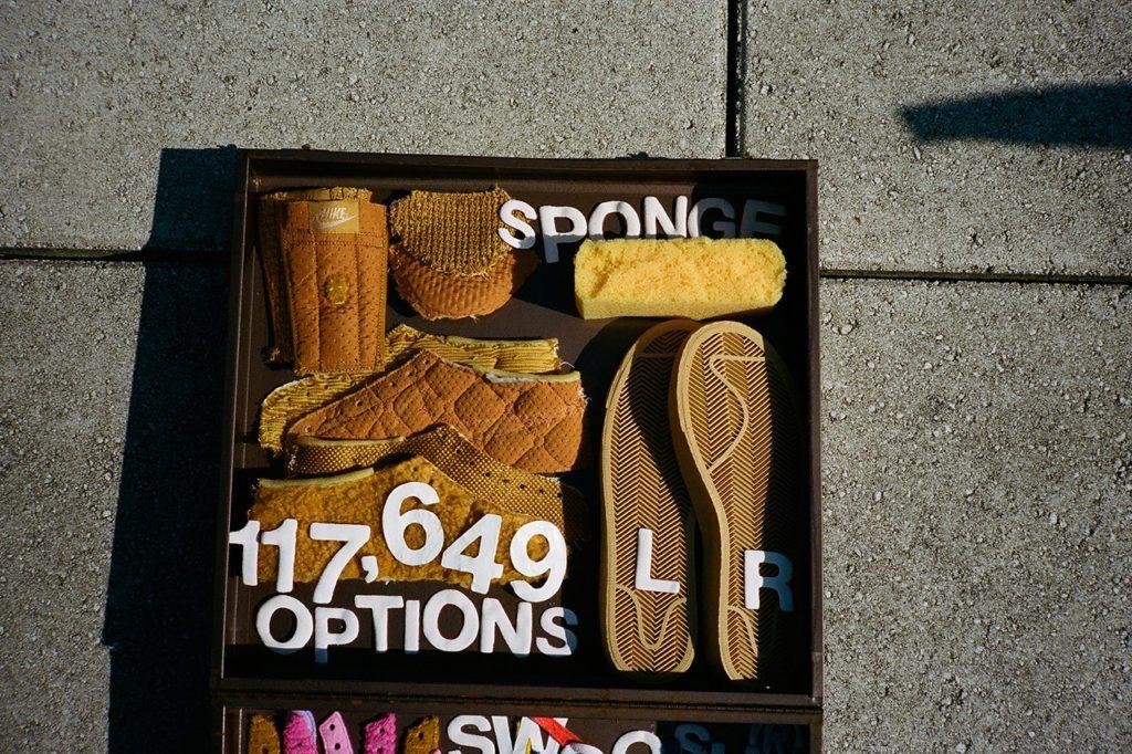 """Cactus Plant Flea Market x Nike Blazer """"Sponge"""""""