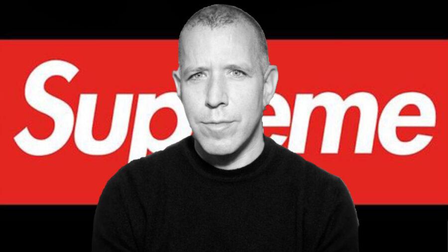 Основатель культового бренда Supreme - Джеймс Джеббиа