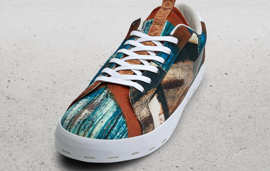 Michael Lau x Nike SB Blazer Low