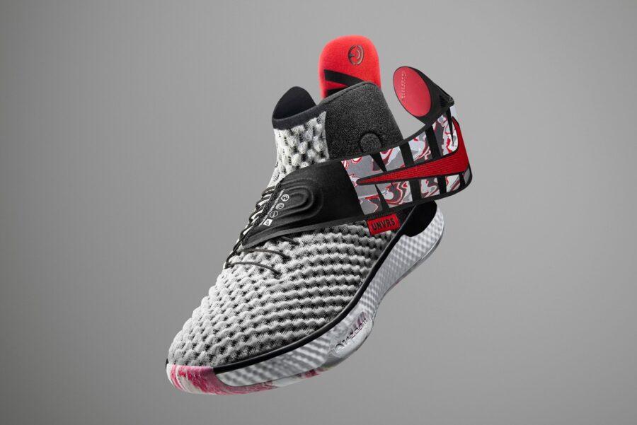 Первый взгляд на новые баскетбольные Nike Air Zoom UNVRS с технологией Flyease