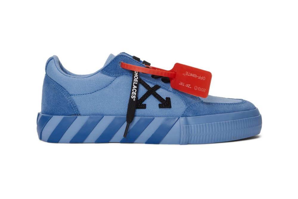 SSENSE x Off-White - Vulcanized