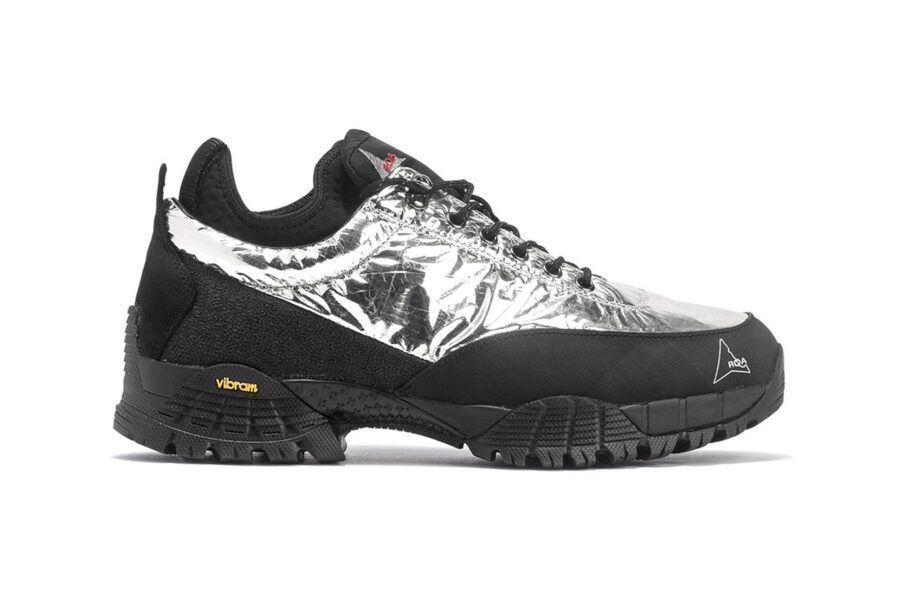 Набирающий популярность бренд ROA с моделью Neal Sneaker