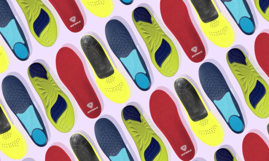 Как выбрать ортопедические стельки для кроссовок