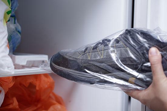 Профилактика кроссовок при запахе