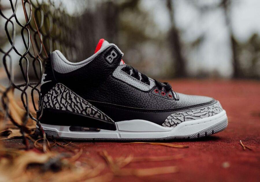Популярность модели Air Jordan 3