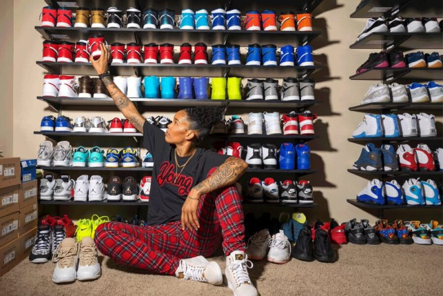 Как правильно хранить кроссовки и другую обувь