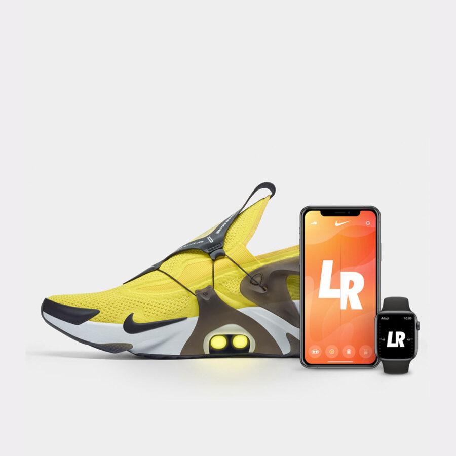 Nike представил Adapt Huarache