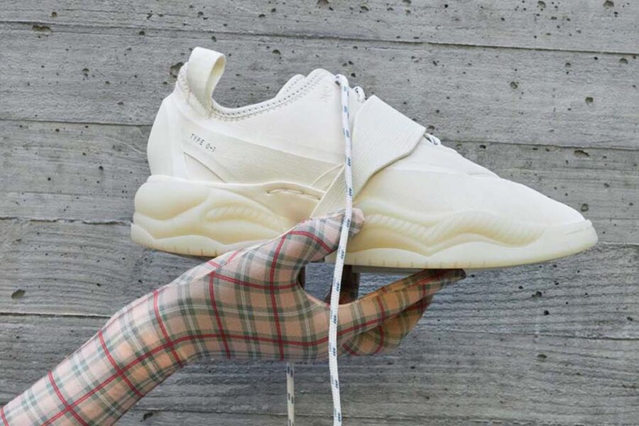 Футуристическая коллекция кроссовок от OAMC x adidas