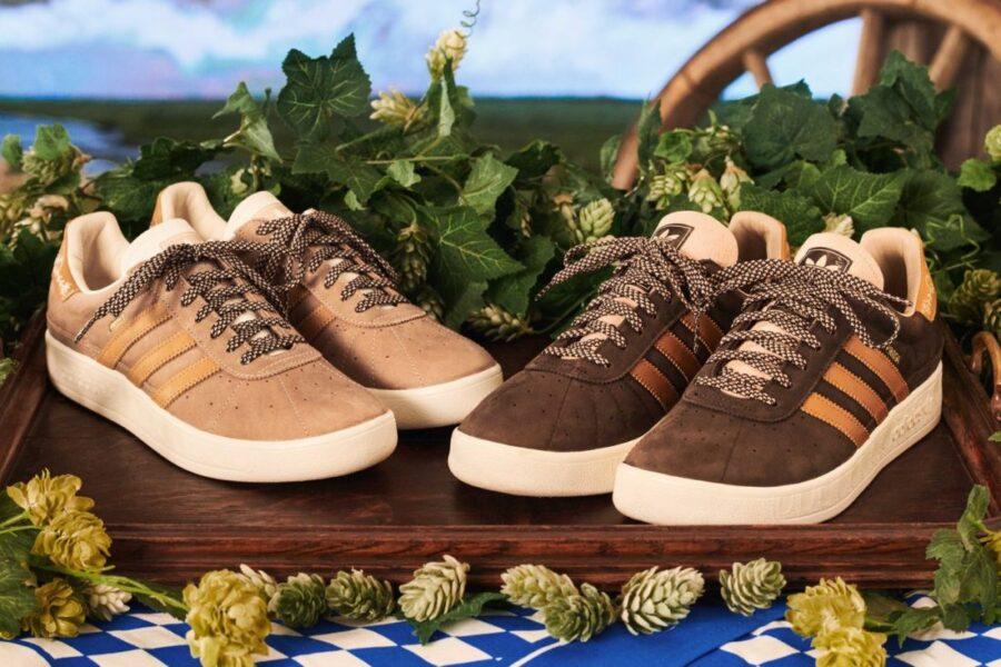 Adidas создали кроссовки для Октоберфеста