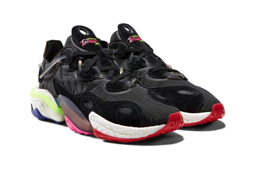 Дебют кроссовок Adidas Originals Torsion X