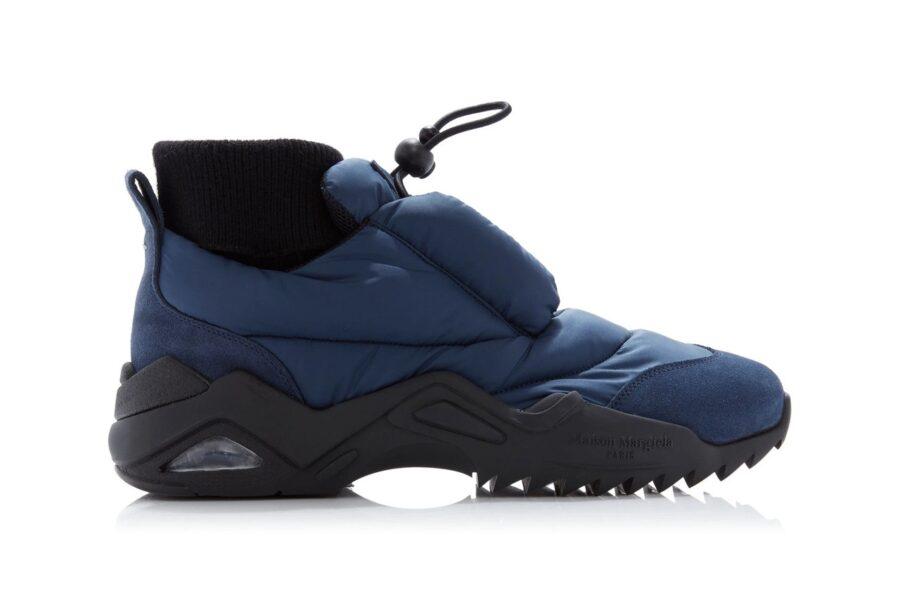Maison Margiela выпускает кроссовки Puffer за 1000 долларов