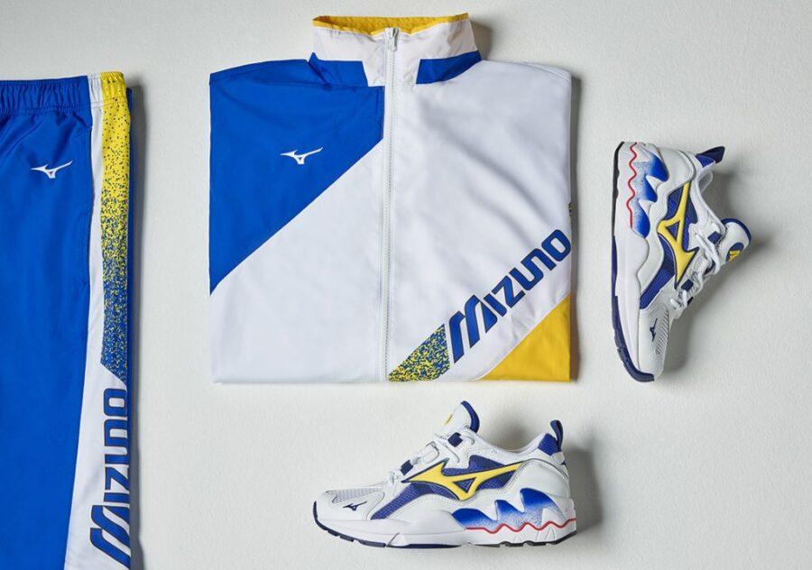 История японского бренда Mizuno