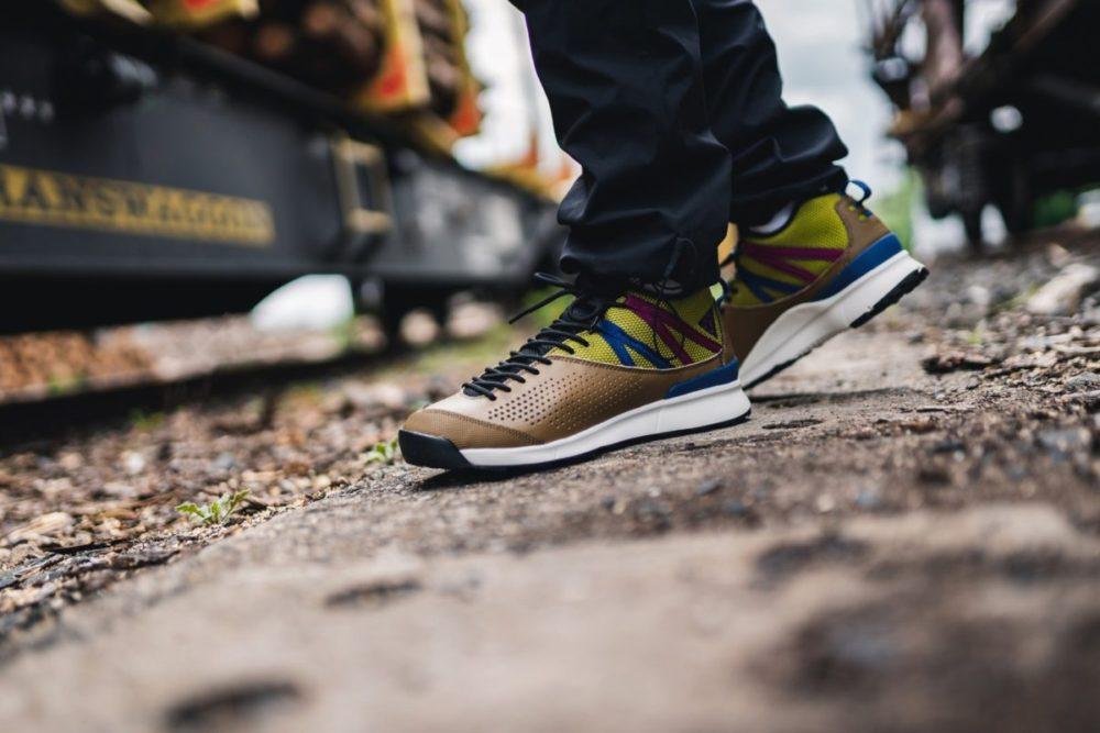 Актуальные кроссовки на осень
