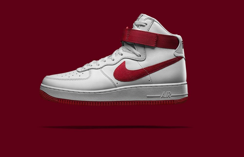 История модели Nike Air Force 1