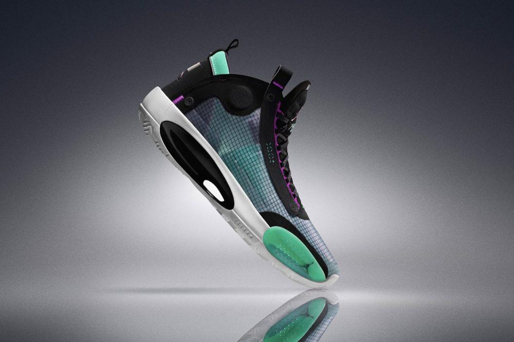 Самые новые и технологичные кроссовки от Air Jordan - 34