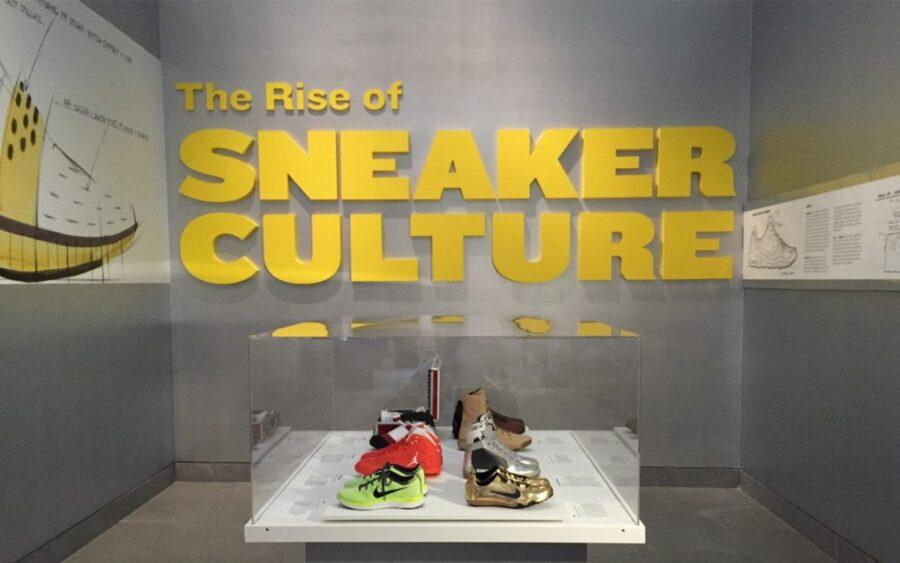 Выставка дизайна кроссовок в Бруклинском музее