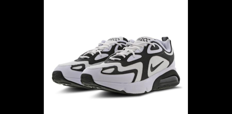"Nike Air Max 200 ""White"" - один из новых силуэтов 2019 года"