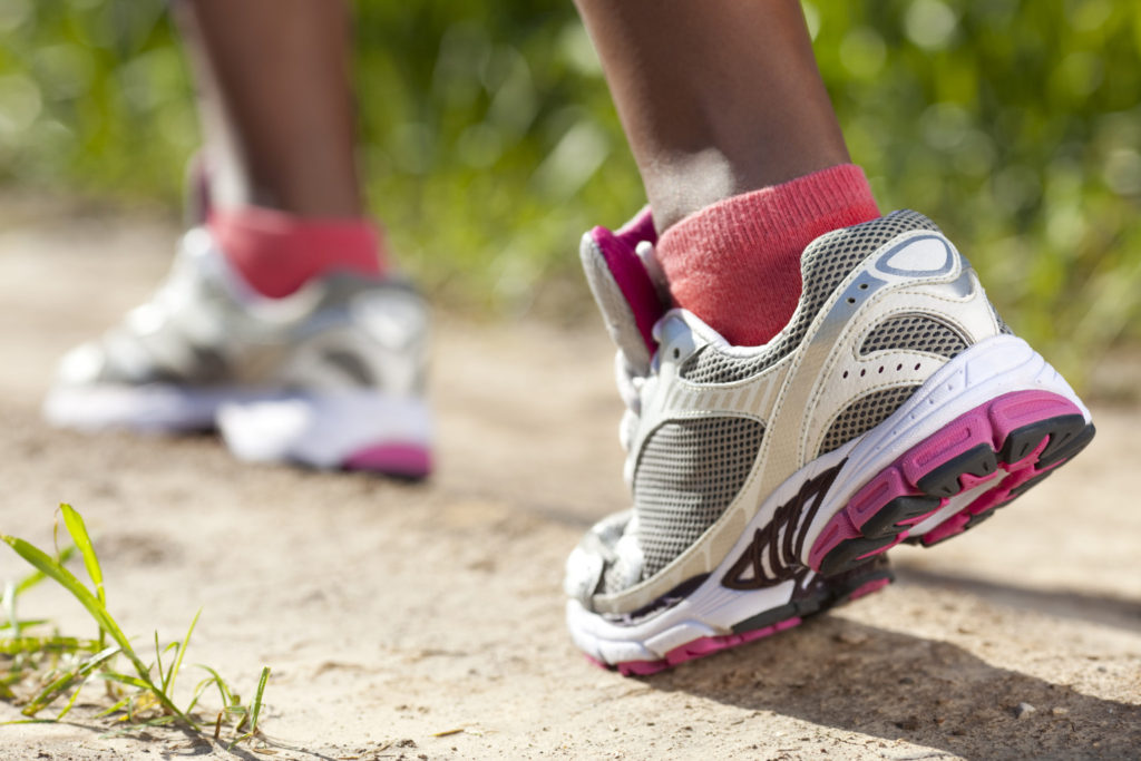 Как выбрать кроссовки для ходьбы