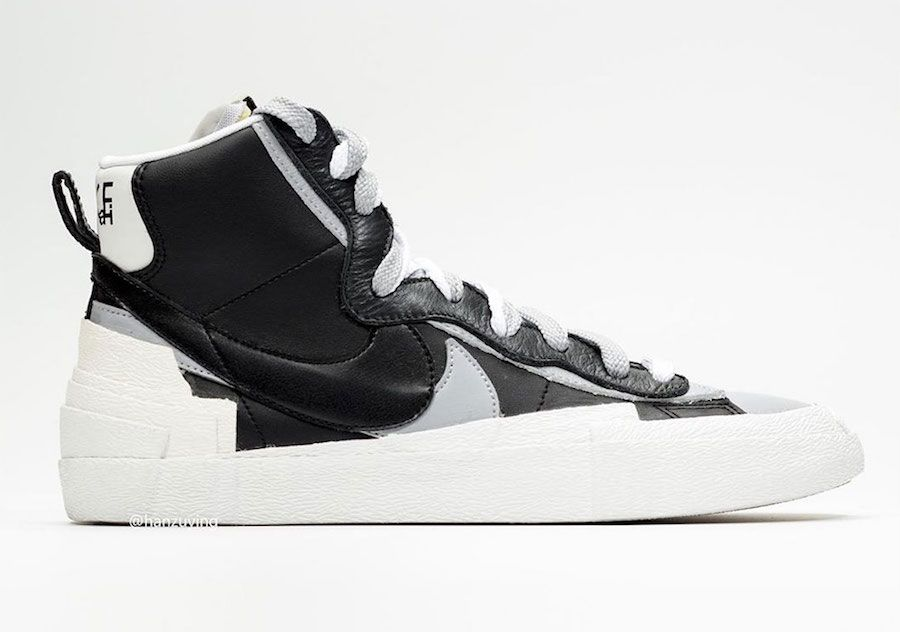 Nike Blazer High x Sacai