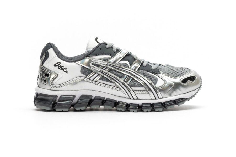 ASICS создали серебряные акценты для кроссовок GEL-Kayano 5 360