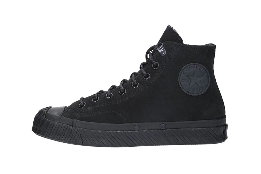 Теплые кроссовки Converse Chuck 70 Bosey Water Repellent