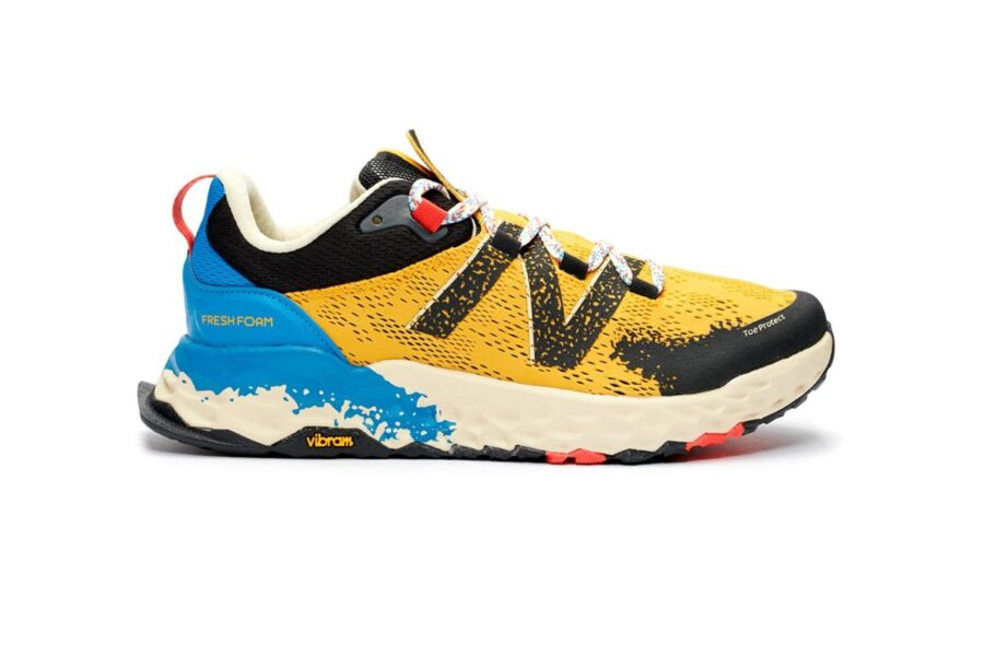 "Аутдор кроссовки New Balance Trail Hierro V5 ""Yellow"""