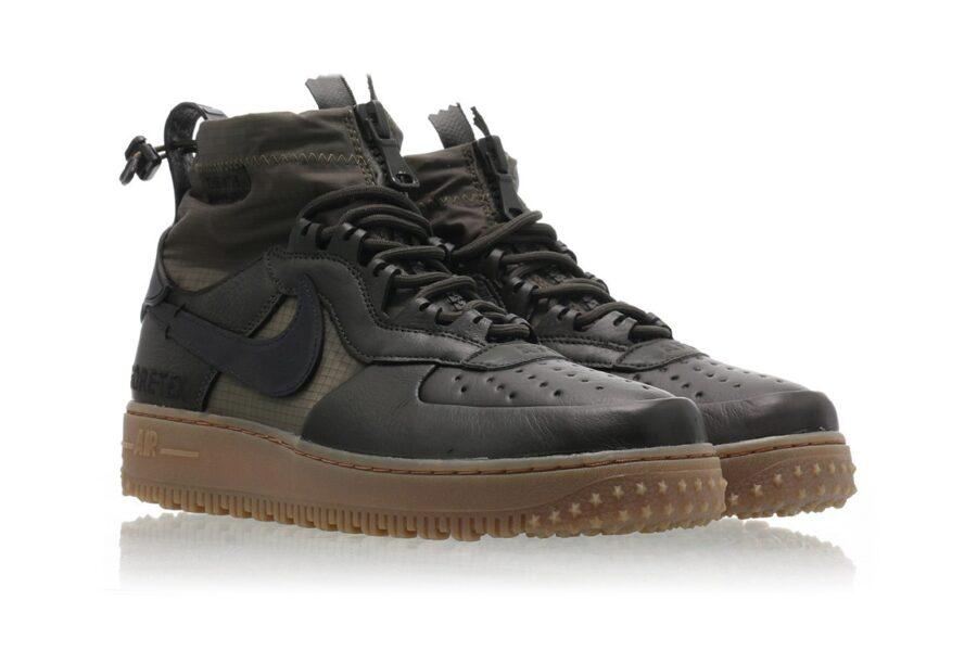 Зимние кроссовки Nike Air Force 1 WTR GTX