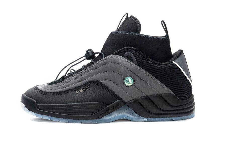 ROKIT & DC выпускают кроссовки для скейтбординга Williams OG