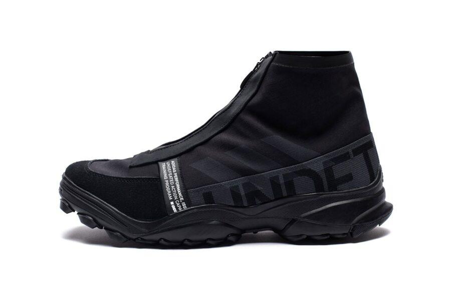 Водонепроницаемый коллаб от UNDEFEATED и adidas GSG9 Sneakerboot