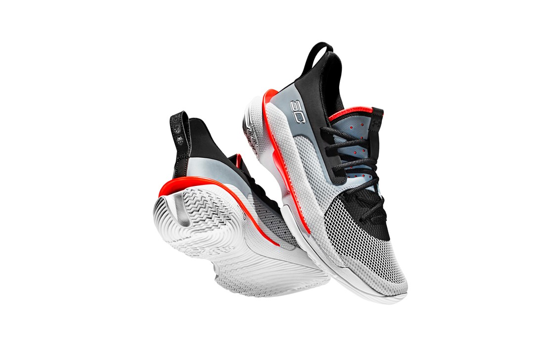 Under Armour официально представили кроссовки Curry 7
