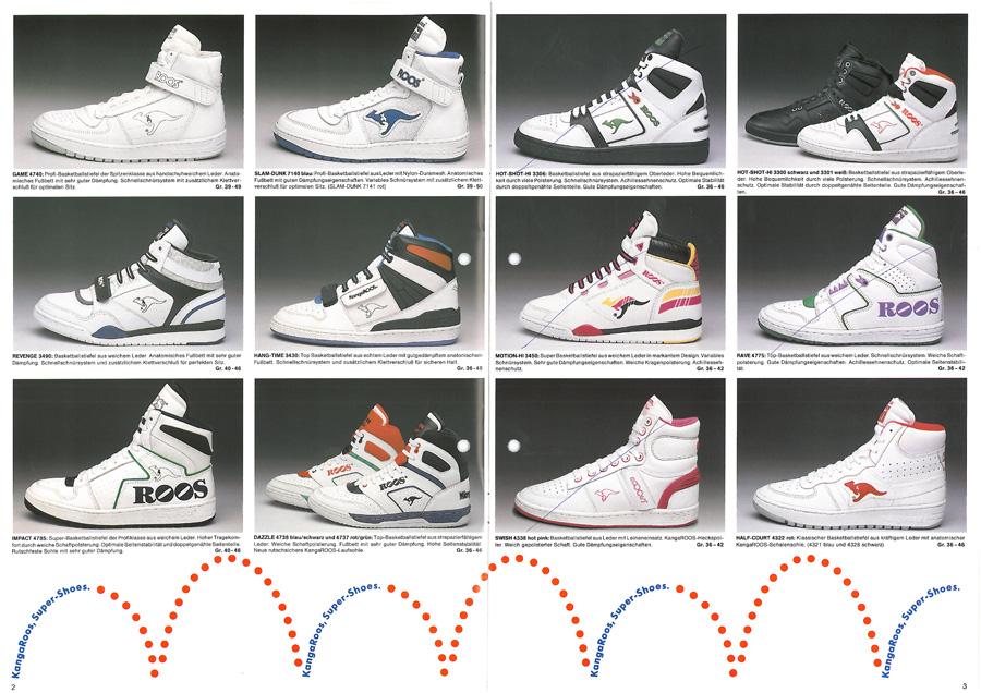Баскетбольные кроссовки KangaROOS