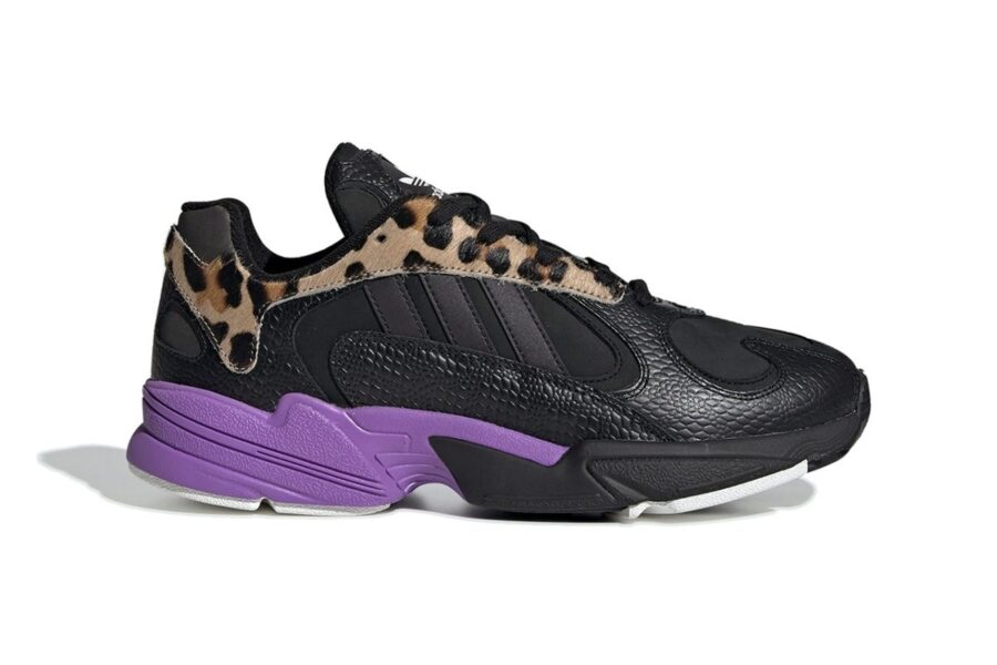"Adidas Originals Yung-1 ""Night Jungle"""