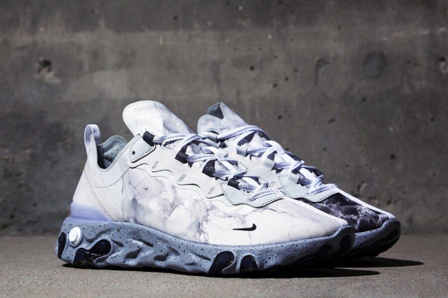 Очередные кроссовки от Nike & Kendrick Lamar React Element 55