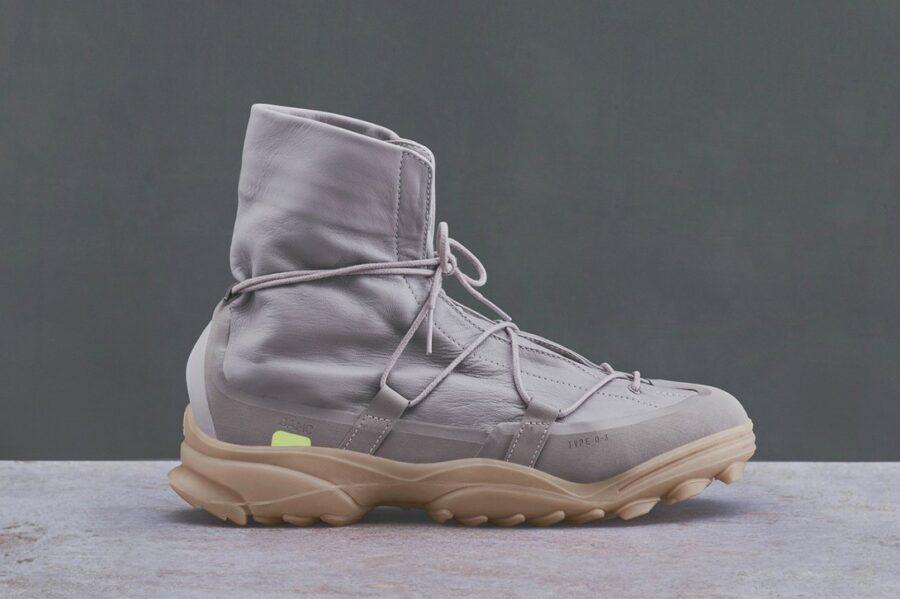 OAMC x adidas представили высокие кроссовки-ботинки 'Type O-3'