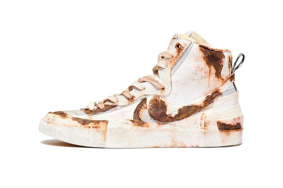 Nike Blazer Mid & sacai & PRINCIPE PRIVÉ