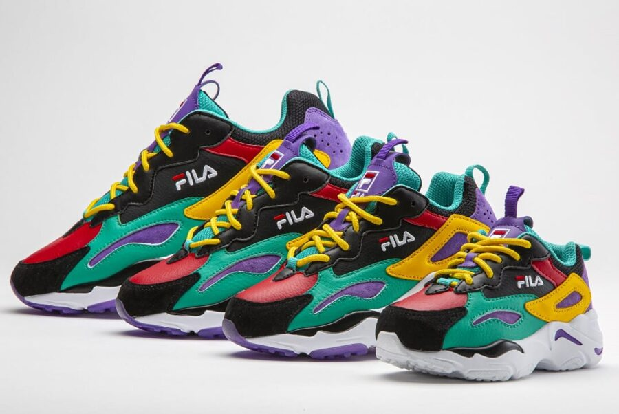 The EbLens x Fila Ray Tracer